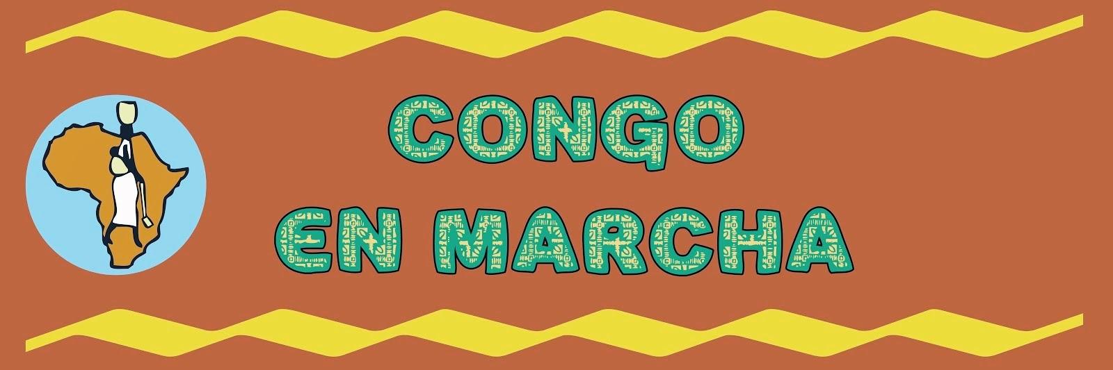 CONGO EN MARCHA