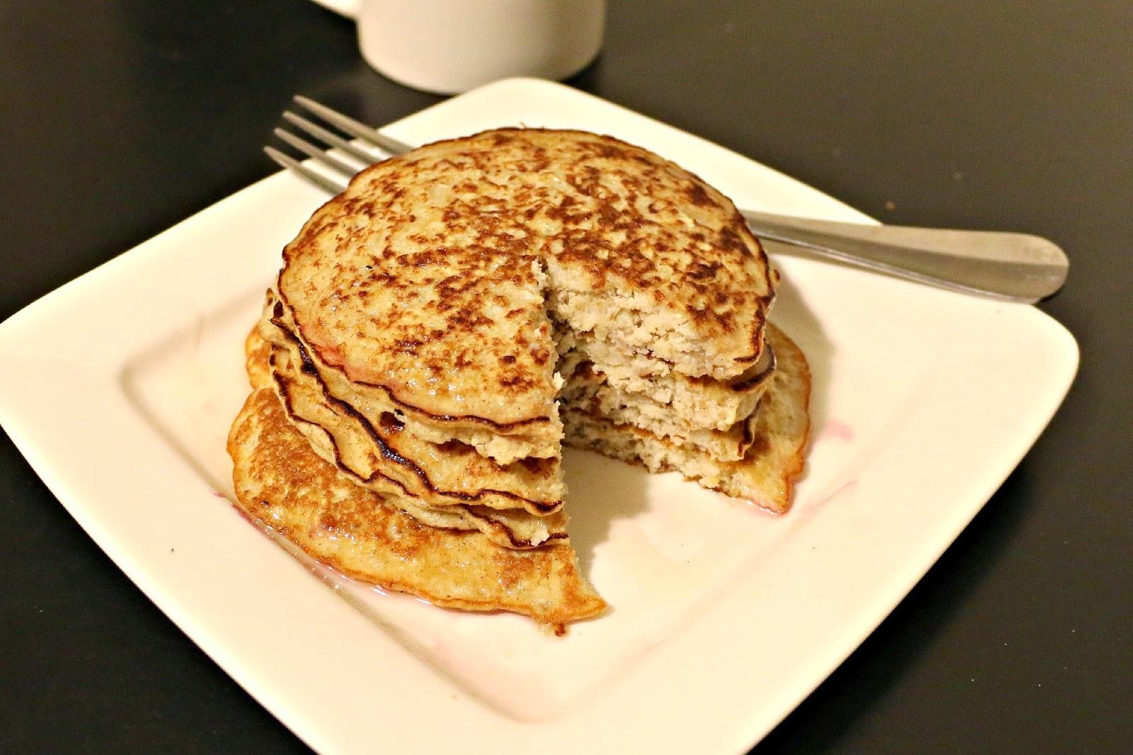 http://flipoutfam.blogspot.com/2013/12/lances-protein-pancakes.html