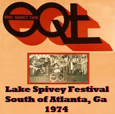 Eric Quincy Tate -  Lake Spivey - 1974