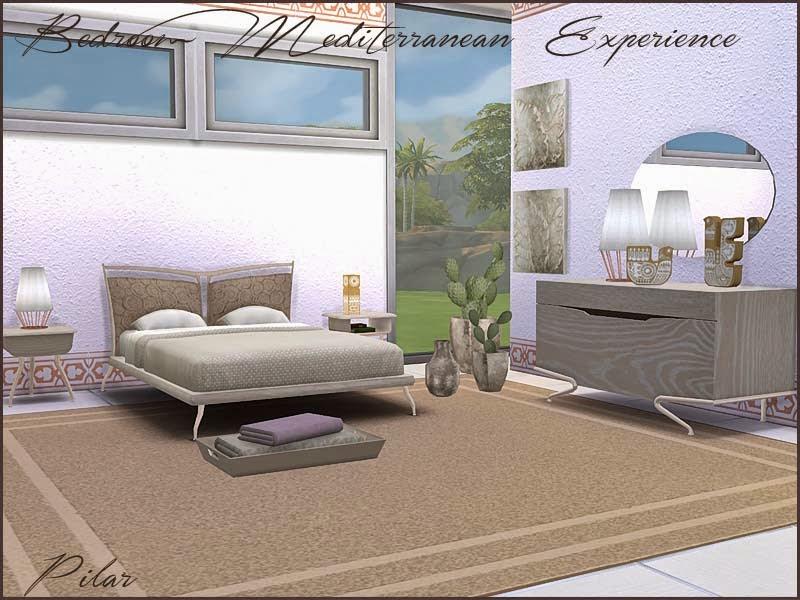 01-12-2014  Bedroom Mediterranean Experience