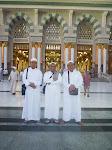 Masjidil Nabawiyah, Madinatul Munawarah