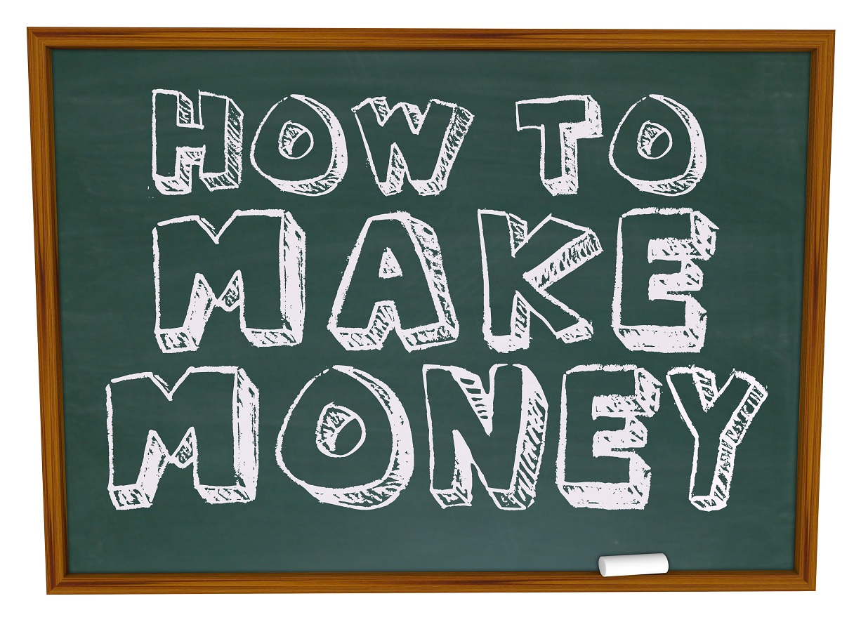 How to earn money online free uk