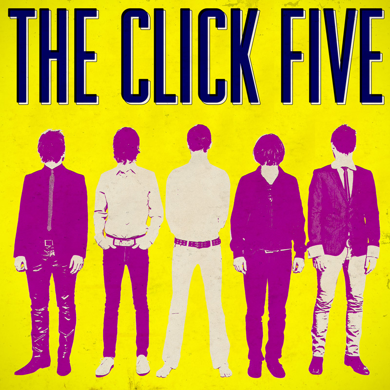 Alter The Press!: Album Review: The Click Five - TCV