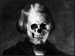 Череп Гоголя странствует в поезде-призраке