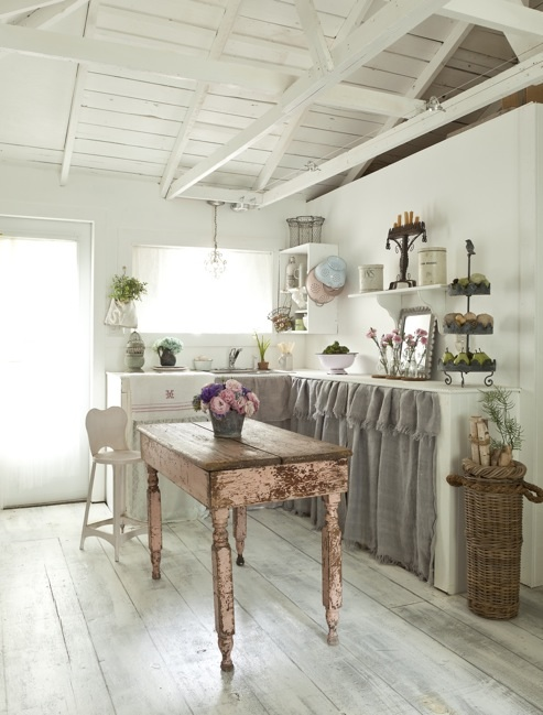 Prairie Style Decorating 21 Romantic Prairie Style By Fifi O 39 Neill Via Parisparfait 22 End
