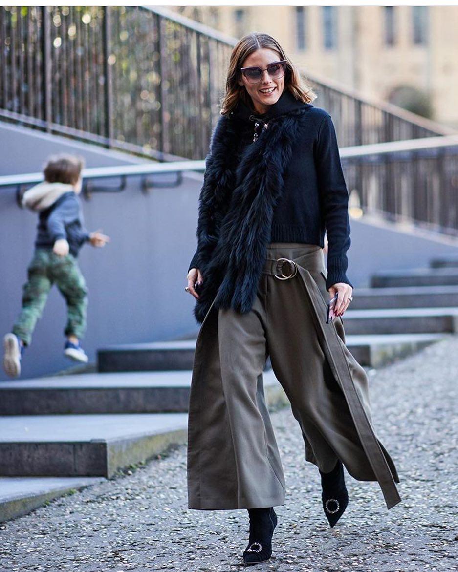 Olivia palermo london fashion week 80