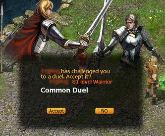 Eudemons Online Duels