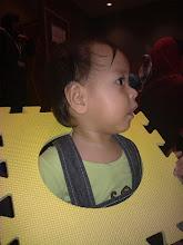 13 Months old Lil Irfan Ahmad