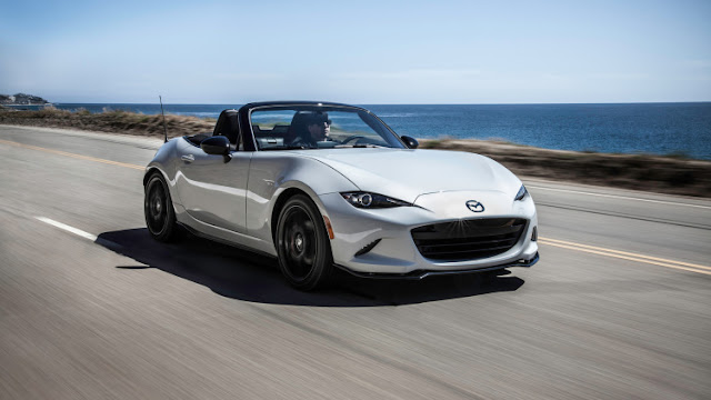 Mazda MX-5 Club Edition 2016