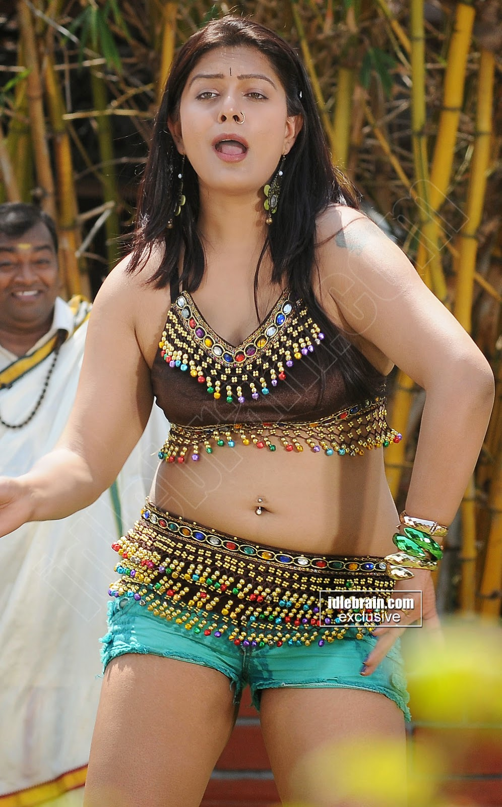 Actress Reva Dn Hot Stills Gallery