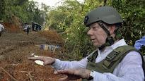 COLOMBIA: Santos dice que la periodista española desaparecida no está secuestrada
