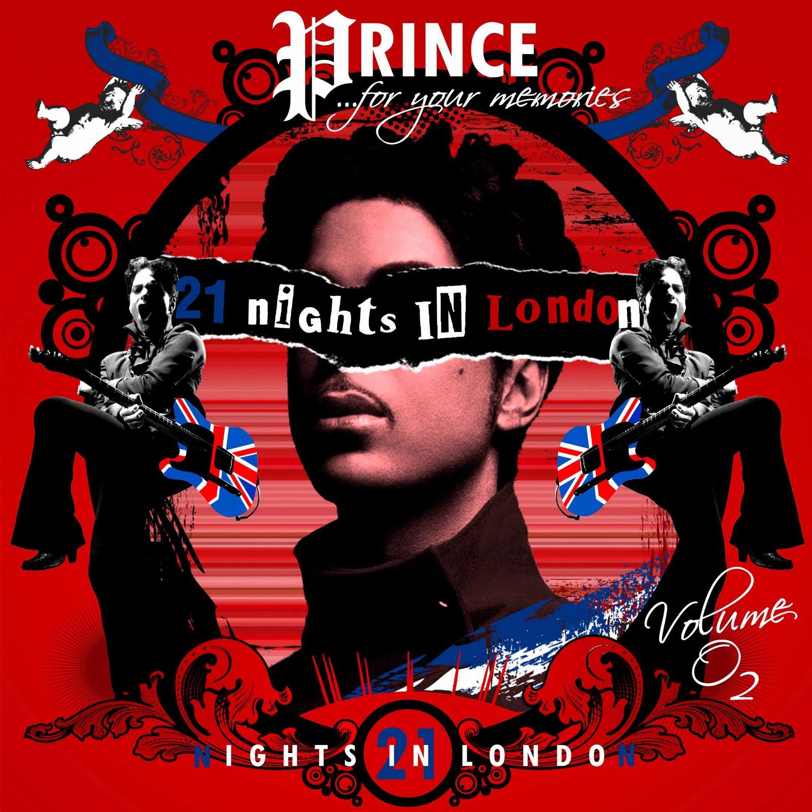 Concert Amp Live Prince Live At O2 Arena London 3