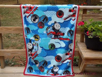 Easy Crochet Pattern December 2012