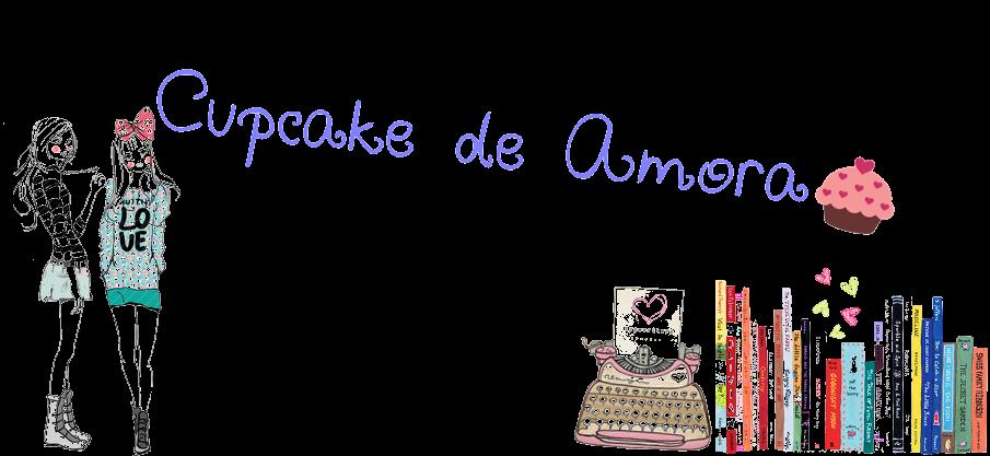 Cupcake de amora