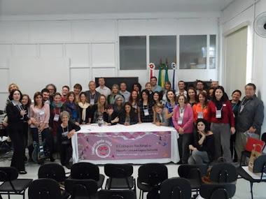 Festa de Estudos em Porto Alegre/RS - maio/2013