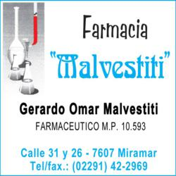 FARMACIA MALVESTITI