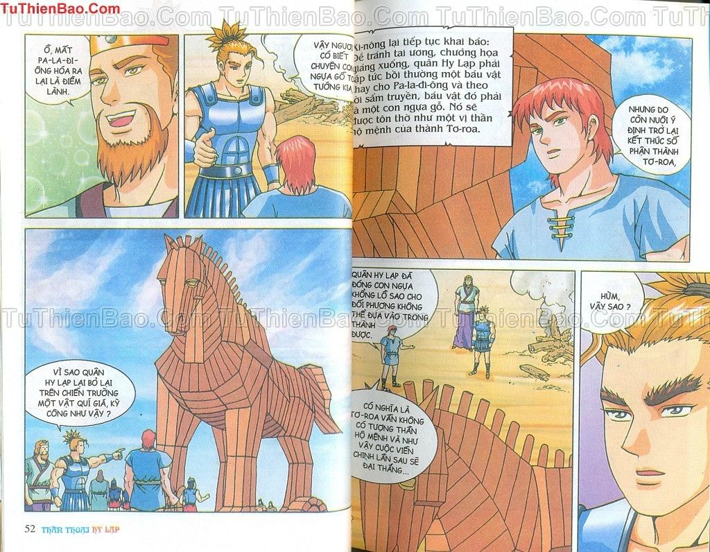 Thần thoại Hy Lạp Chapter 14 - Trang 25