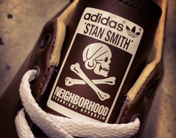 Adidas Originals Stan Smith x NEIGHBORHOOD