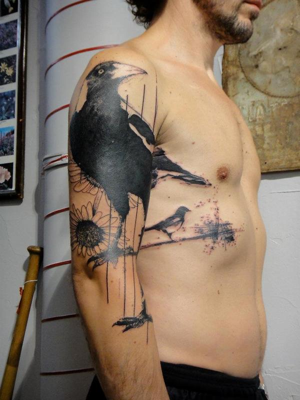 Raven Tattoo 6 Raven Tattoo Raven Tattoo Raven Tattoo Raven