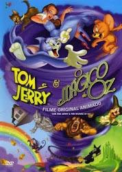 Baixar Filme Tom e Jerry e O Mágico de Oz (Dublado) Online Gratis
