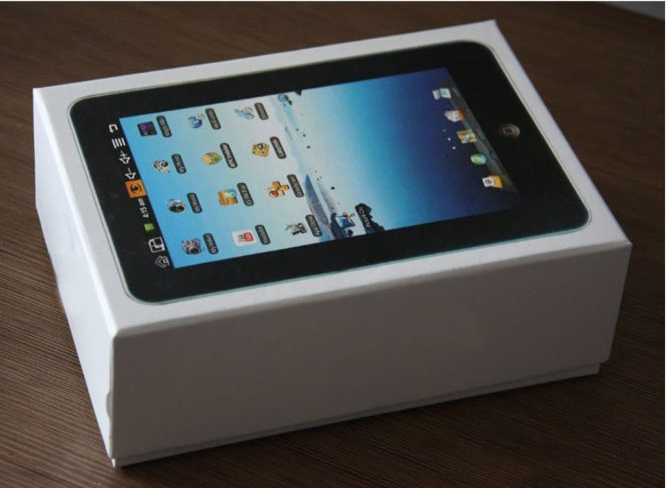 The new Version of Tablet PC launch! built-in Google Android Operating
