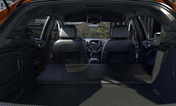 Chevrolet Cruze II hatchback