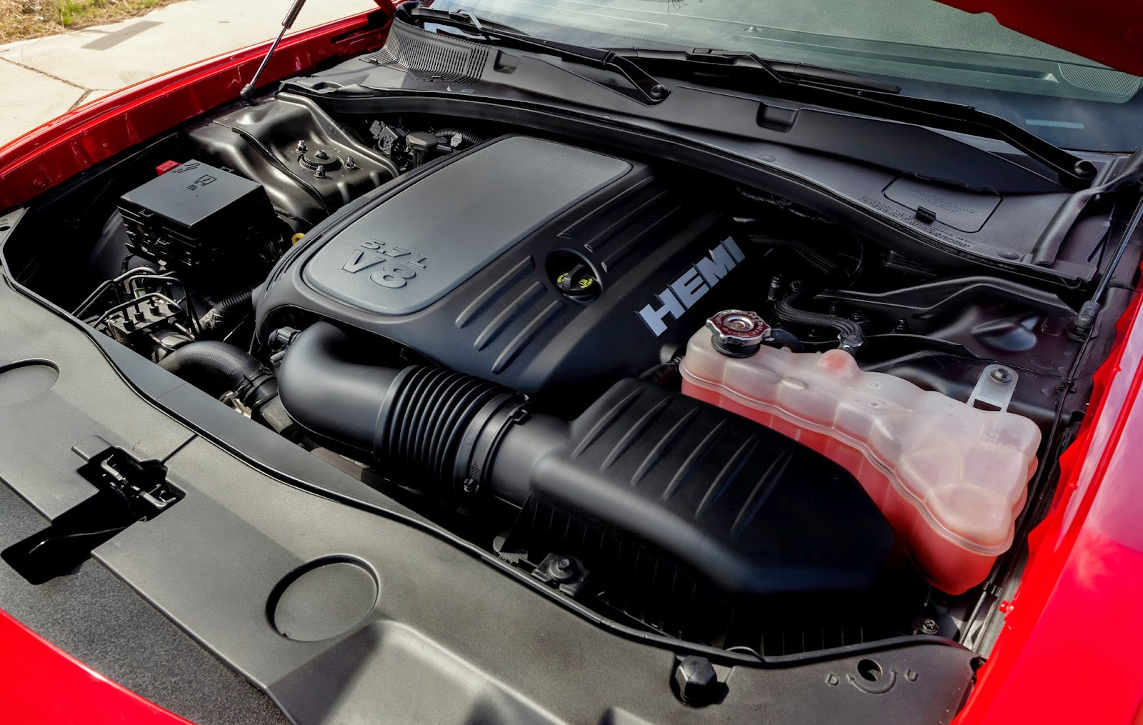 Where Is The Battery Located On The A 2015 Dodge Journey