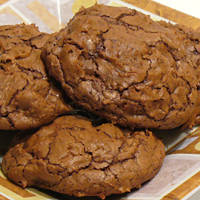 Easy Brownie Cookies Recipe