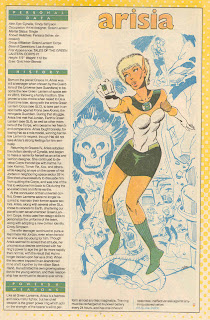 Arisia (ficha dc comics)