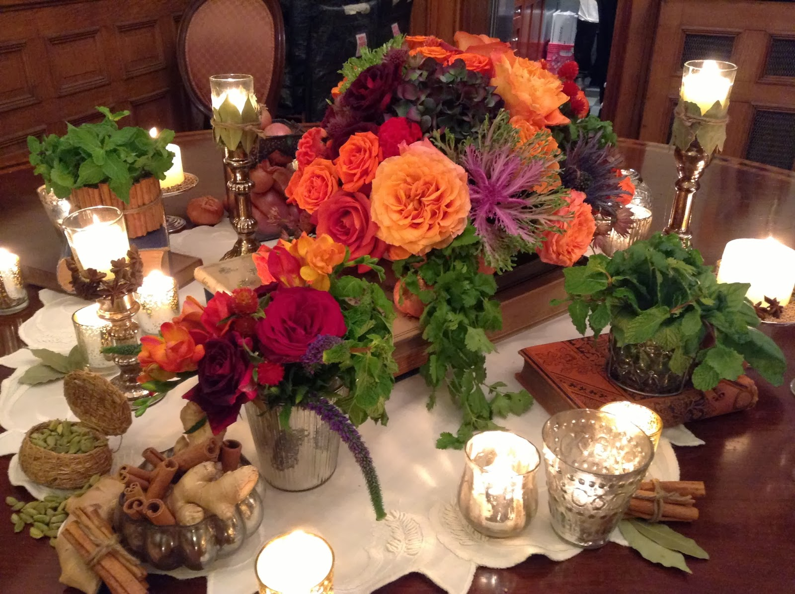 Surroundings flowers archives surrounding flowers blogsurrounding the book celebrates the pleasure of gathering around the table to share good food with family and friends izmirmasajfo Gallery