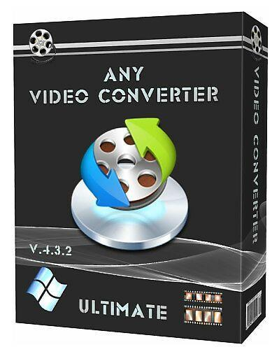 Any Video Converter Ultimate 5.6.5 with KeyGen