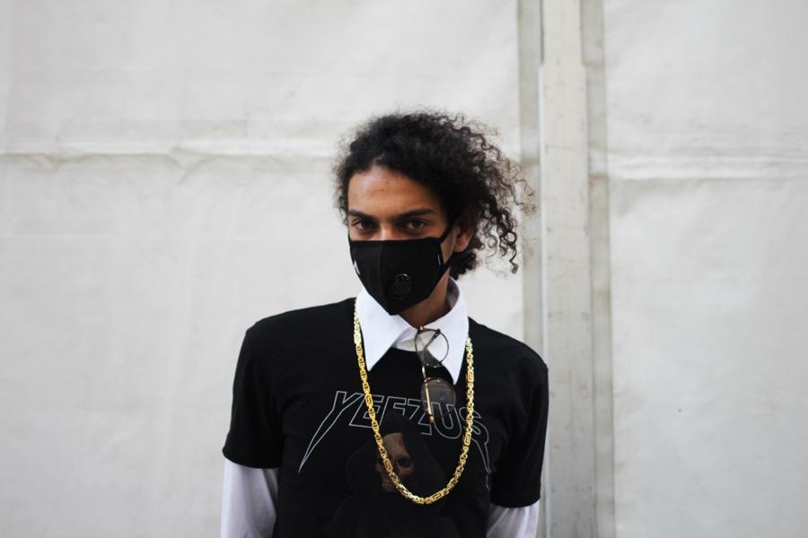street style maske fashion