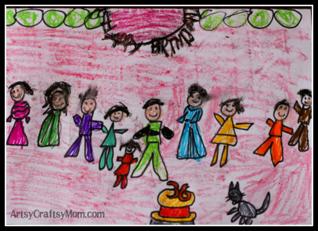 Birthday Card For Daddy by LilP