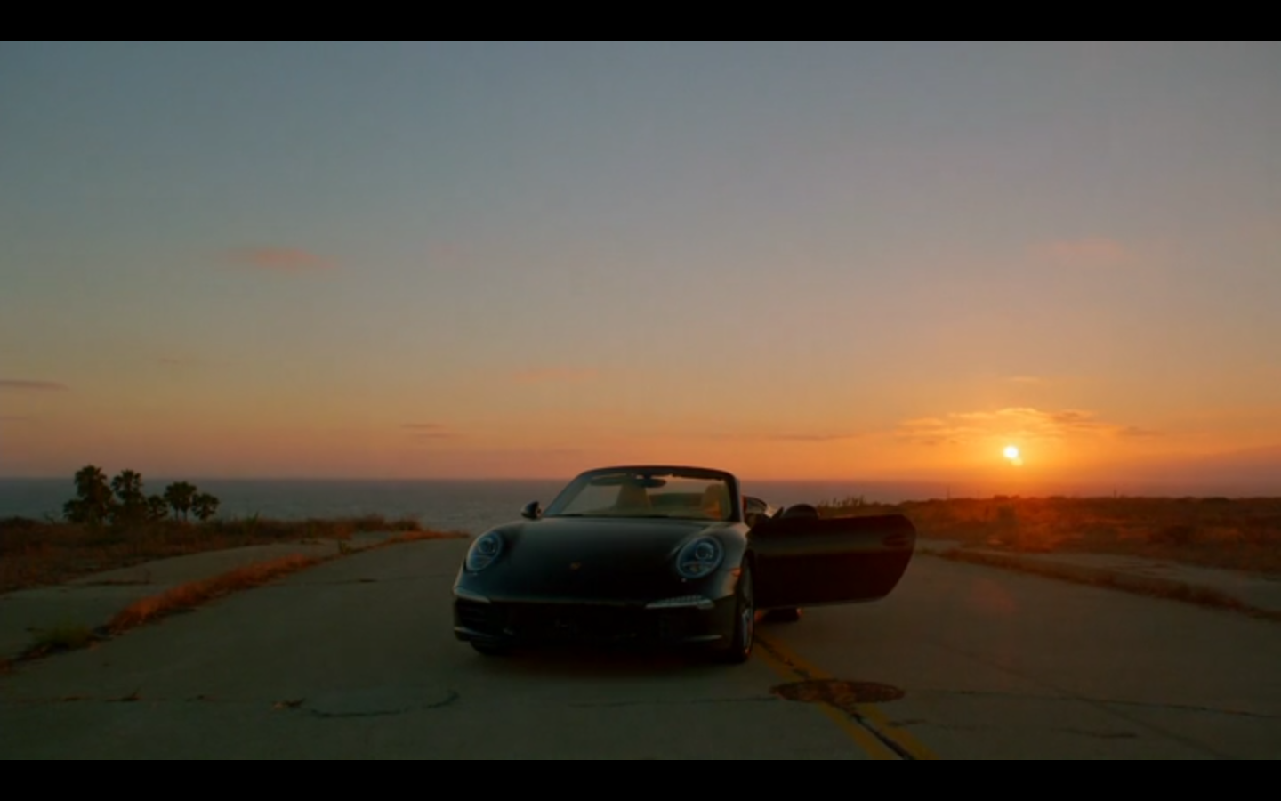 Californication Hank Moody Porsche series finale