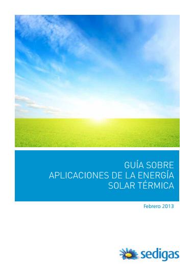 Guía solar Sedigas