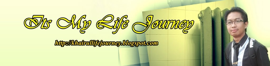 Its My Life Journey