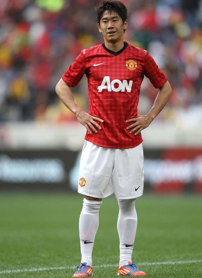Shinji Kagawa Manchester United, Kagawa 2012-2013