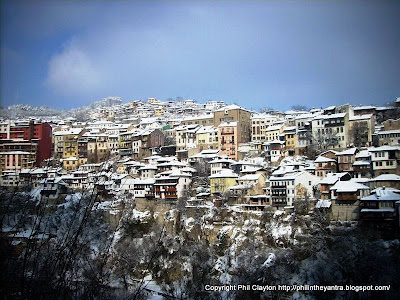 veliko tarnovo bulgaria property in winter