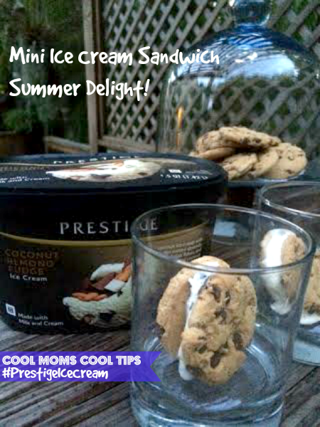 cool moms cool tips #prestifeicecream winndixie #ad sandwich