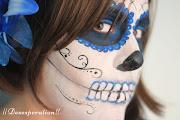 Hoy os presentamos la ultima propuesta para maquillaros en Halloween, .