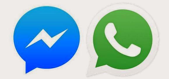 أرسل رسائل فارغة إلى أصدقائك على وات ساب و فيسبوك مسانجر