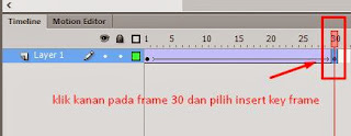 tutorial membuat animasi alpha menggunakan adobe flash