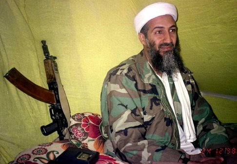 Bloomberg Osama Bin Laden. Osama bin Laden wife not used