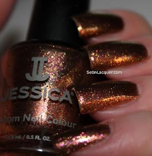 Jessica - Gingersnap nail polish