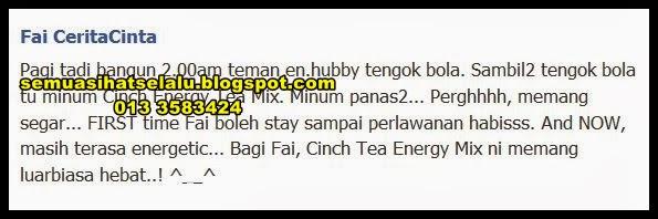 Minuman tenaga