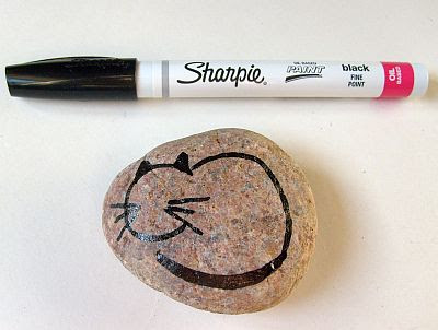 Can I Use Oil Based Paint Pens On Rocks