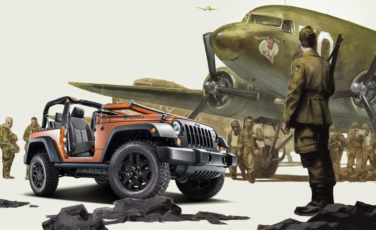 rubicon4wheeler: 2014 jeep wrangler willys wheeler edition