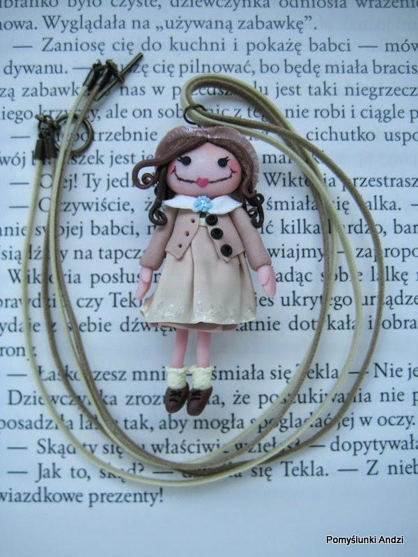 doll, pendant,