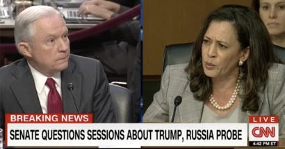 Kamala Harris Was Scolded for Trying to Get a Straight Answer Out of Jeff Sessions