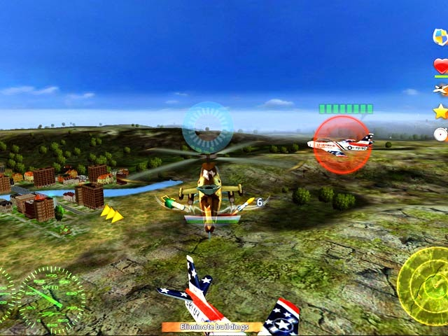 Free Game Helic Helicopter